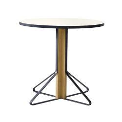 カアリテーブル REB003 / ホワイト  φ80×H74cm