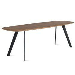 センターテーブル / ウォルナット W120×D40×H36cm