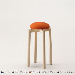 マッシュルームスツールSS / MUSHROOM stool