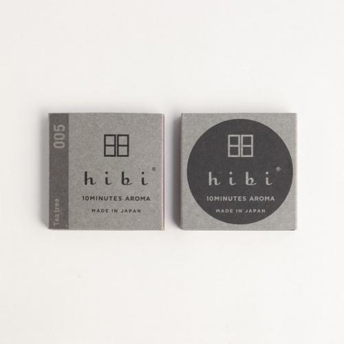 10 MINUTES AROMA レギュラーボックス / ティートゥリー (hibi)