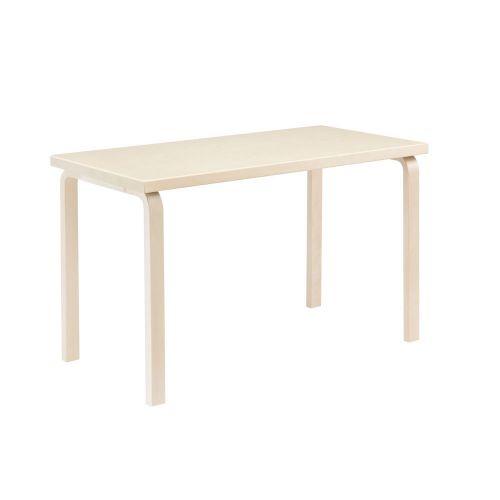 テーブル80A / バーチ W120×D60cm (Artek / アルテック)