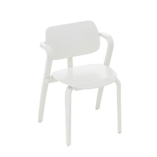 アスラック チェア ホワイトラッカー / Aslak chair (Artek / アルテック)