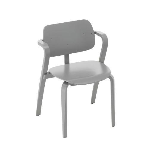 アスラック チェア グレーラッカー / Aslak chair (Artek / アルテック)