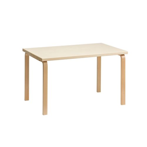 テーブル81B / バーチ W120×D75cm (Artek / アルテック)