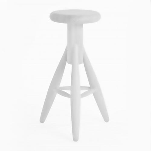 ロケット スツール / EA001 ホワイト (Artek / アルテック)