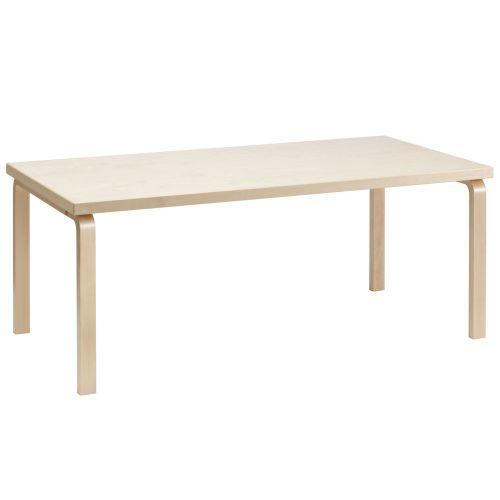 テーブル83 / バーチ W182×D91cm (Artek / アルテック)