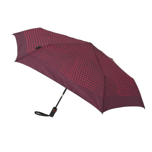 【アウトレット】クニルプス TS.220 折畳み傘 / Difference Berry ディファレンスベリー (Knirps KNTSL220-8430)