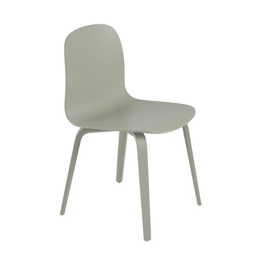 ビスチェア ウッドベース ダスティグリーン / Visu Chair (muuto / ムート)