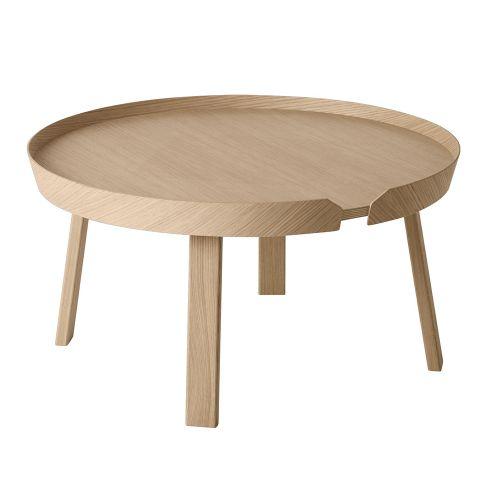 アラウンド コーヒーテーブル L / Around Coffee Table Large (muuto / ムート)