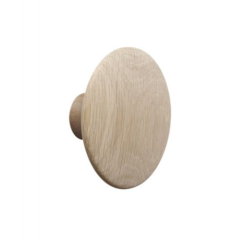 コートフック φ9cm ドットウッドS オークナチュラル / Dots wood (muuto / ムート)