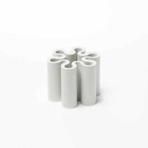 【アウトレット】スプラッシュミニ / ホワイト 傘立て (h concept アッシュコンセプト)