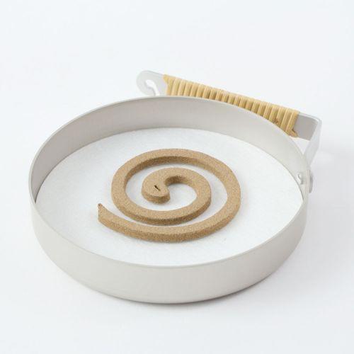 りんねしゃ 菊花線香 丸型ミニサイズ (8巻×4包入り)