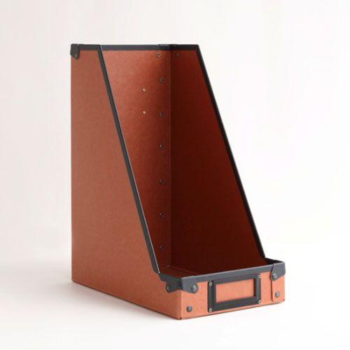 ファイルボックス A4 / センプレオリジナル (ファイバーケース)
