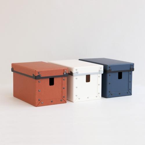 コード収納ボックス  / センプレオリジナル (ファイバーケース)