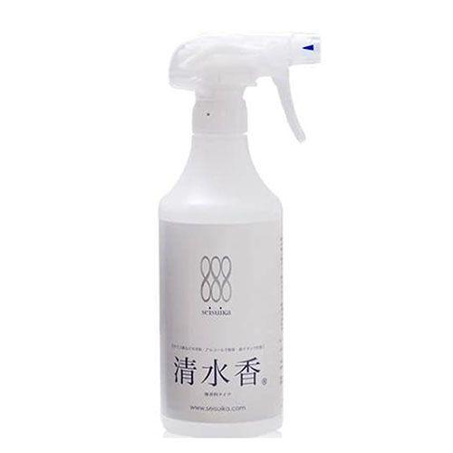 消臭・除菌・抗菌スプレー 450ml (清水香)