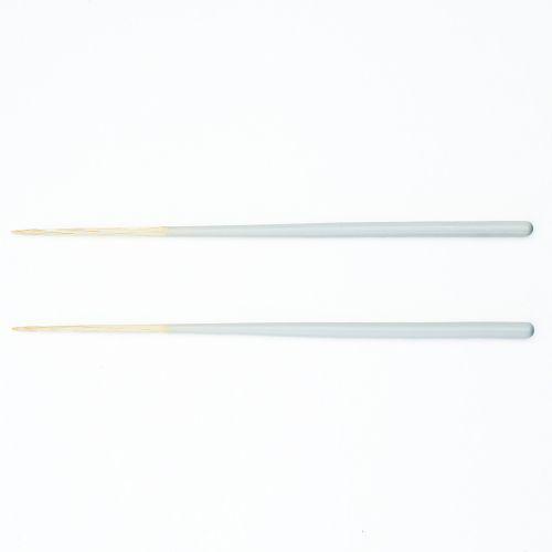 箸 STIIK スティック 2膳セット / セラミックグレー (KURA / クラ)