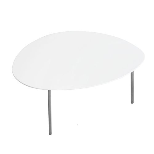 エクリプステーブルL / ホワイト (STUA / ECLIPSE)