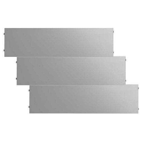 シェルフ3枚組 78×20cm / MDF (String System / ストリング システム)