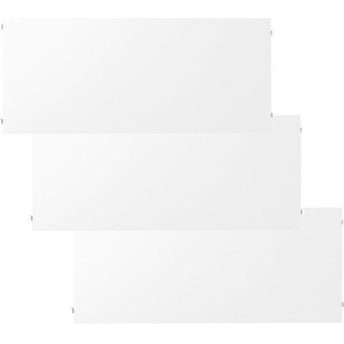 シェルフ3枚組 78×30cm / MDF (String System / ストリング システム)