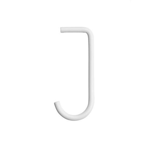 メタルシェルフ用 フック5個セット (String+ / ストリングプラス)