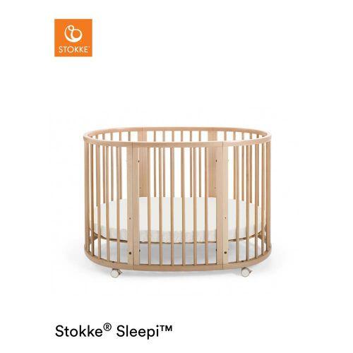 スリーピーベッド / ナチュラル (Sleepi・Stokke / ストッケ)