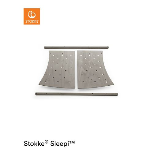 スリーピー ジュニアベッドキット / ヘイジーグレー (Sleepi・Stokke / ストッケ)