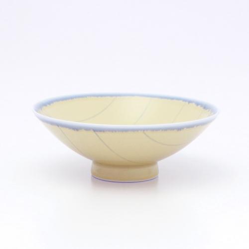 平形めし茶碗 YM-1 (DESIGN MORI / デザインモリ)