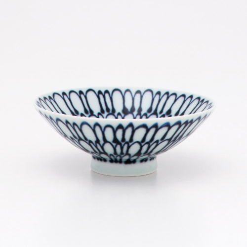 平形めし茶碗 P-4 (DESIGN MORI / デザインモリ)