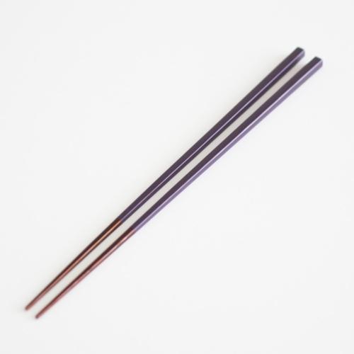 にっぽん伝統色箸 / 茄子紺 (なすこん)