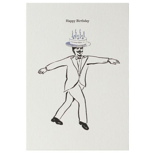 Happy Birthday カード / ケーキ (D-BROS / ディーブロス)