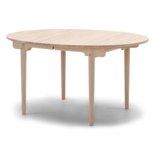 CH337 ダイニングテーブル / オーク材 ホワイトオイルフィニッシュ (Carl Hansen & Son / カールハンセン&サン)
