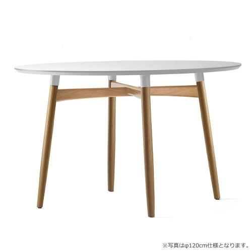 BA103 ダイニングテーブル  φ110cm / オーク材 オイルフィニッシュ (Carl Hansen & Son / カールハンセン&サン)