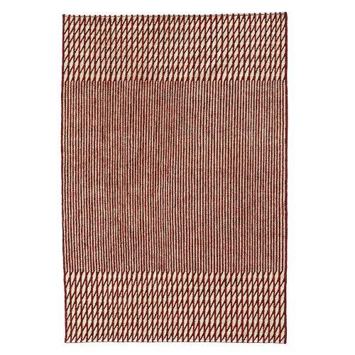 Blur / ラグマット ブラー レッド / 200×300cm (nanimarquina / ナニマルキーナ)