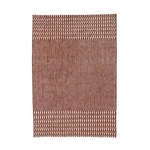 Blur / ラグマット ブラー レッド / 170×240cm (nanimarquina / ナニマルキーナ)
