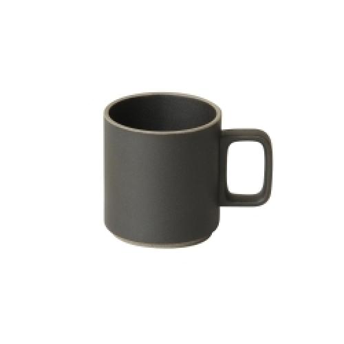 マグカップ HPB020 / ブラック (HASAMI PORCELAIN / ハサミポーセリン)