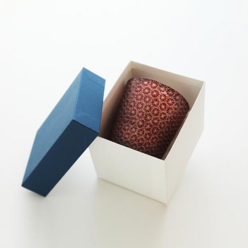 切り子グラス ギフトボックス  (Comma) / 1個用