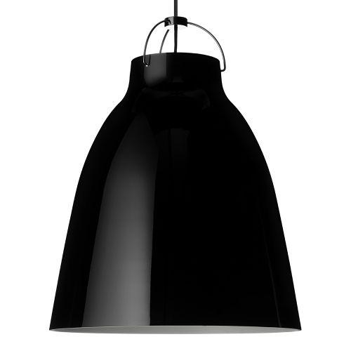 ペンダントライト P4 / ブラック×ブラック  (カラヴァッジオ / ライトイヤーズ)