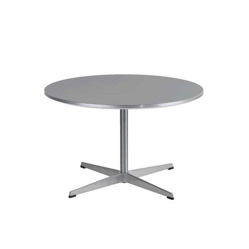 円コーヒーテーブル / A222  グレー φ75cm (Fritz Hansen / フリッツ・ハンセン)