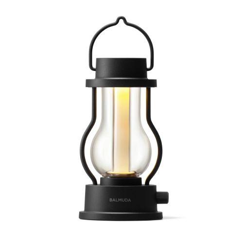 バルミューダ ザ・ランタン ブラック BALMUDA The Lantern