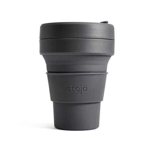 Stojo ポケットカップ 355ml / Carbon (ストージョ)