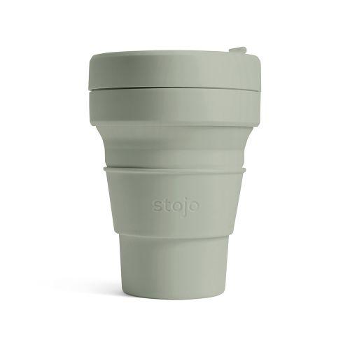 Stojo ポケットカップ 355ml / Sage (ストージョ)