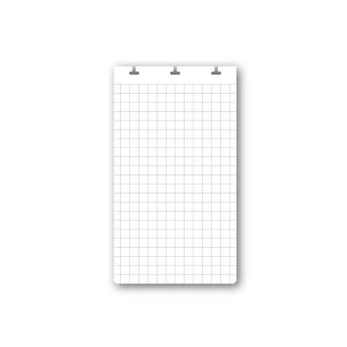 【アウトレット】 フレックスノート リフィル 方眼 D3・A6変型 (アップワードノート)