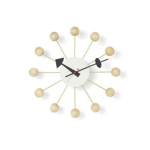 ボールクロック ナチュラル / Ball Clock (vitra ヴィトラ)