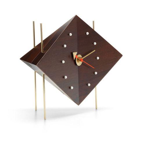 デスククロック ダイアモンド クロック / Diamond Clock (vitra ヴィトラ)