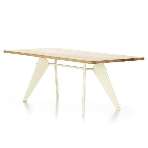 EMテーブル ソリッドオーク W200cm / EM Table (vitra ヴィトラ)