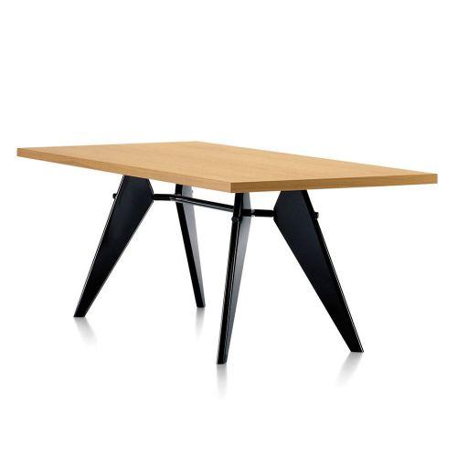EMテーブル ソリッドオーク W180cm / EM Table (vitra ヴィトラ)