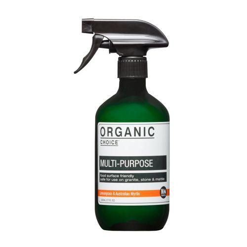 マルチクリーナー 500ml / レモングラス&オーストラリアンマートル (Organic choice オーガニックチョイス)