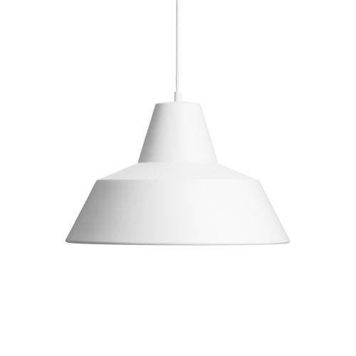 ワークショップランプS ホワイト /  The work shop lamp (MADE BY HAND / メイドバイハンド)