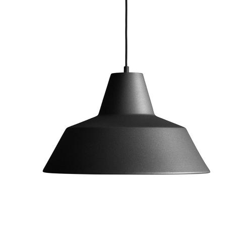 ワークショップランプS マットブラック /  The work shop lamp (MADE BY HAND / メイドバイハンド)