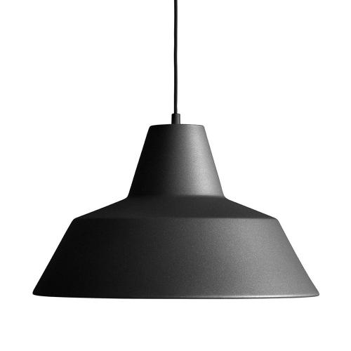 ワークショップランプXL マットブラック /  The work shop lamp (MADE BY HAND / メイドバイハンド)